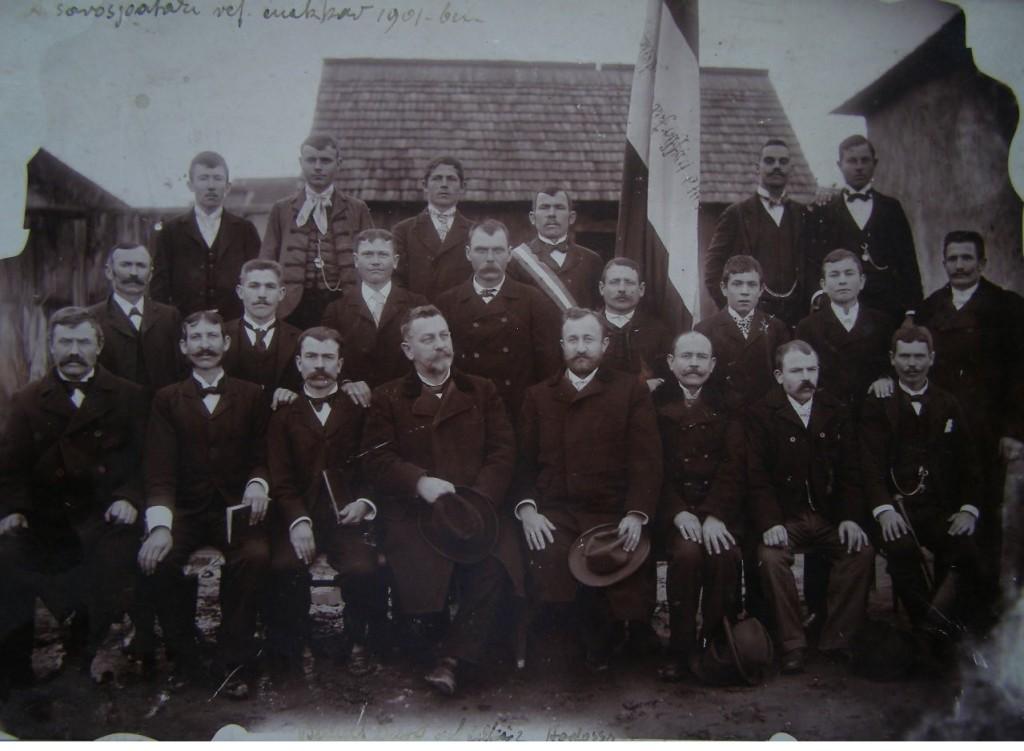 Énekkar_1901