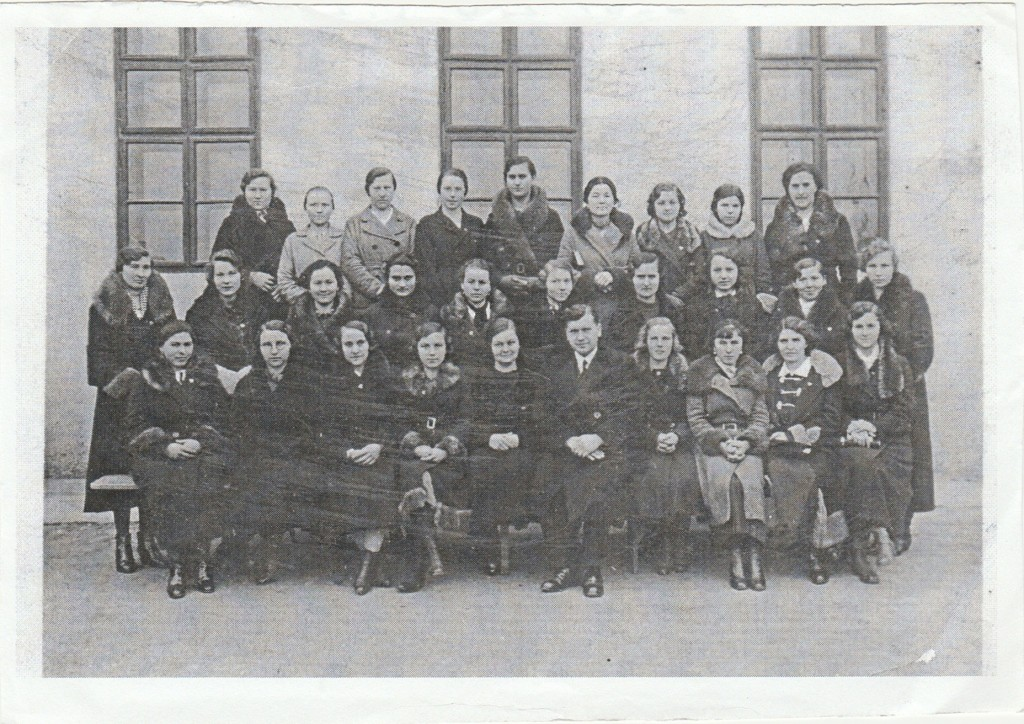 Darányi Lajos nőegylet 1935