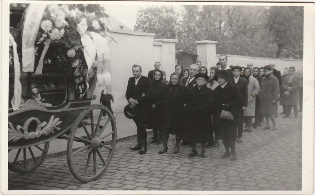 Darányi Lajos temetése 2