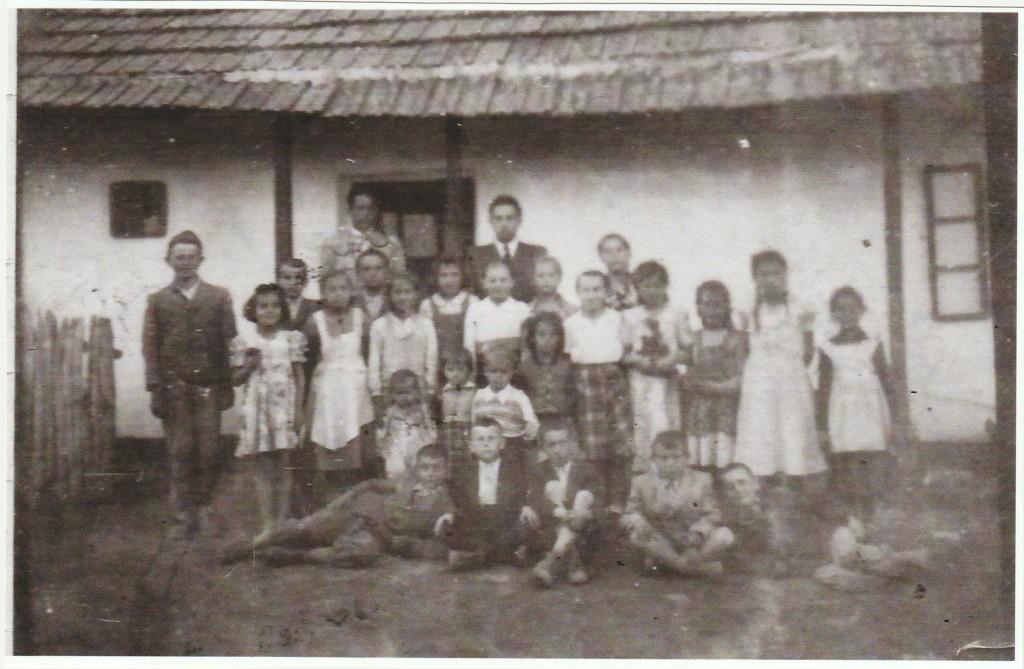 Házi gyermek istentisztelet 1950-51