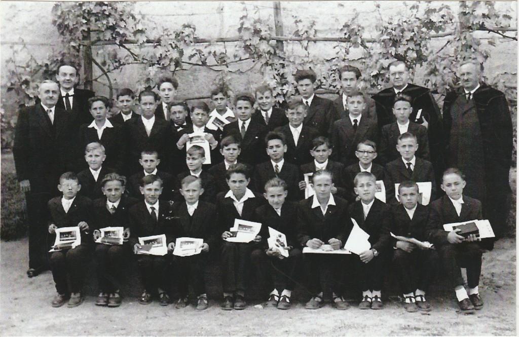 Konfirmáció 1960