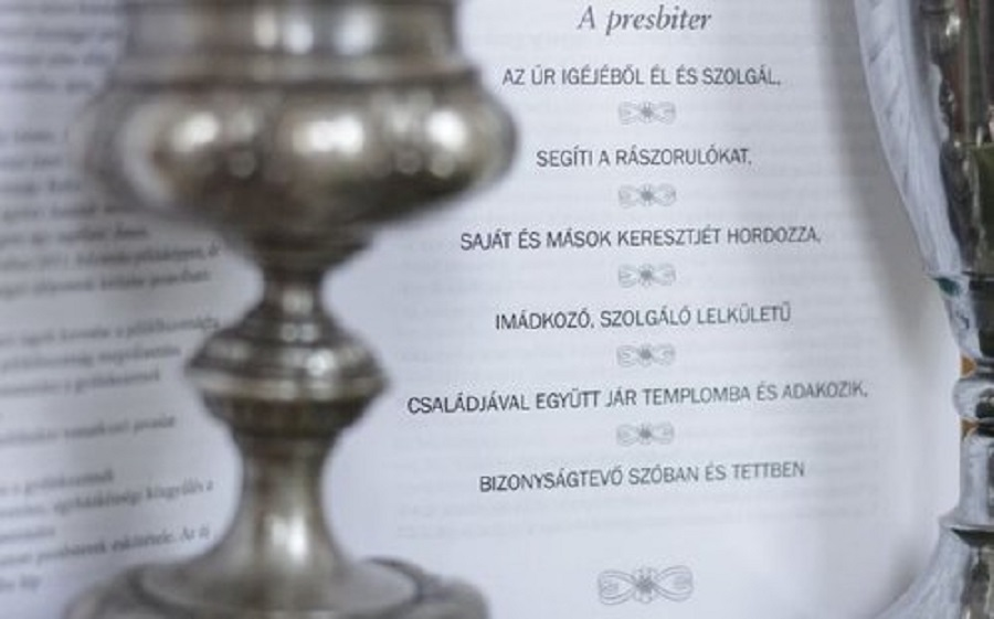 Presbiteri fogadalomtétel